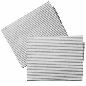 2 x Cut to Size Cooker Hood Extractor Fan Grease Filter for Neff & Bosch