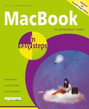 MacBook in Easy Steps 6th Edition Covers MacOS High Sierra 9781840787948