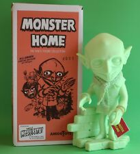 "NOSFERATU ALL-GREEN 10"" Poseable Vinyl Vampire Figure MONSTER HOME Amigo Toyz"