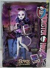 New Monster High Scaris City of Frights CATRINE DEMEW Werecat Daughter *Artist*