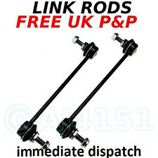 PEUGEOT 406 98- CITROEN C5 Anti-roll Bar Stabiliser Drop Link Rods Sway Bar x 2