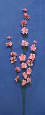 "Six Quality 27""  Choose Cherry Blossom Artificial Faux Silk Flower Spray"