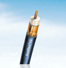 Ecoflex 10 Cable coaxial hasta 6 GHz / 50 Ohm - Producto a metros
