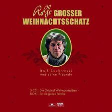 "ROLF ZUCKOWSKI ""ROLFS GROSSER WEIHNACHTSSCHATZ"" 5 CD"