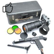 Zenit-EC Kamera Objektiv TAIR 3 FS 4,5/300 Foto Sniperkamera SENIT Photosniper