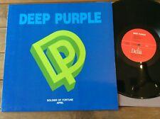 DEEP PURPLE - Soldier Of Fortune / April - South Korea '92 HSR 9073 LP NM