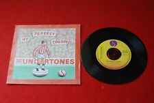 "THE UNDERTONES - MY PERFECT COUSIN 7"" DUTCH ORIG 1980 PUNK RARE EX"