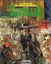 fumetto COLLANA ELDORADO BLUEBERRY TOTEM COMICS NUMERO 8