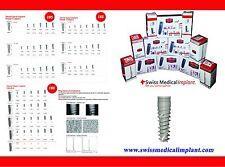 10X Dental Titanium Spiral Implant