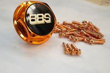 BMW BBS RC RT 035 090 061 Rose GOLD 136 Felgenschrauben M7x30 Styling 5 17