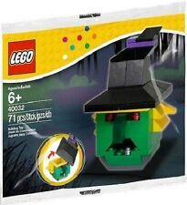 NEW LEGO WITCH Set 40032 sealed polybag halloween promo creator