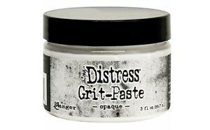 New for 2020 Ranger Tim Holtz Distress Grit Paste, Opaque 3 fl. oz. TDA71792