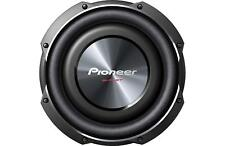 "Pioneer TS-SW2502S4 1200W 10"" TS Series Shallow Mount Single 4 ohm Subwoofer"