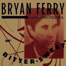 BRYAN FERRY AND HIS ORCHESTRA BITTER-SWEET CD (Released November 30th 2018)