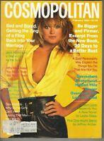 KATHY IRELAND Cosmopolitan Magazine February 1983 2/83 JACK NICHOLSON
