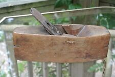 ANTIQUE WOODEN  PLANE WOOD TOOL