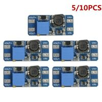 5/10 MT3608 Board Booster Module DC-DC 2-24V Step Up Power Converter For Arduino