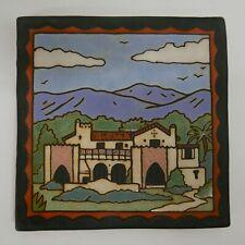 Adamson House Vintage Tile California State Park Malibu