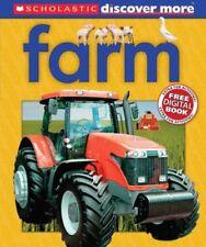 Farm (Discover More), Gordon-Harris, Tory, Arlon, Penny, Very Good condition, Bo
