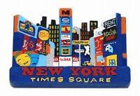 New York City Imán Times Square, 3D Poly, Recuerdo Ee.uu., Broadway