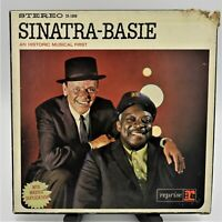 Frank Sinatra SINATRA - BASIE Reel to Reel REPRISE S9-1008 Stereo MTD Master