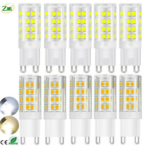 G9 Led Bulb 8W=50W 220V Cold/Warm White Capsule light SMD Replace halogen Bulb