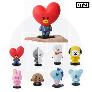 BTS BT21 Official Authentic Goods Toy Figure Large by LINE FRIENDS Tracking Code