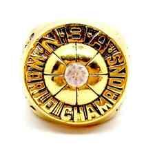NBA 1975 Golden State Warriors #1 Championship rings