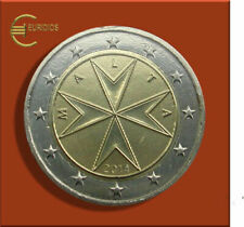 Euro-Kursmünze nach Euro-Einführung Münzen aus Malta 2