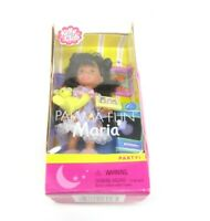 New Pajama Fun Party Maria Kelly Club 2001 Barbie In Box HTF Mattel Sealed