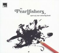 THE PEARLFISHERS - OPEN UP YOUR COLOURING BOOK 2 VINYL LP + CD NEU