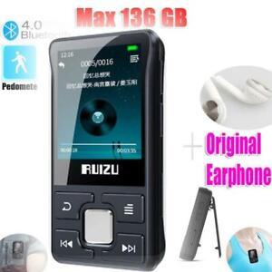 MP3 Player Plastic E Book Reading Voice Recorder Bluetooth FM Radio Music Device