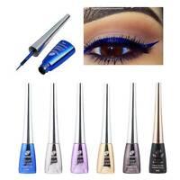 Glitter Liner Shimmer Metallic Sparkle Liquid Waterproof Eyeliner Party Makeup