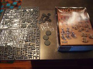Warhammer 40K 40000 Chaos Poxwalkers Screamers of Tzeentch Nurglings $20 Ship