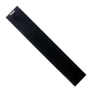 """PANDUIT WMPVHCRCE PAN-NET NETRUNNER VERTICAL REPLACEMENT COVER, 6 X 6"""", BLACK"""