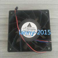 1PC For Delta Fan PFB1224UHE    24V 2.40A 12CM