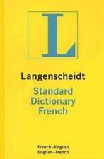 Langenscheidt Standard French Dictionary (Lang.. 9781585735013 by Urwin, Kenneth