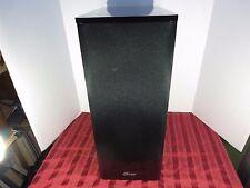 Genesis Media Labs Bass Subwoofer Passive 100 Watt Simulated Woodgrain Tested