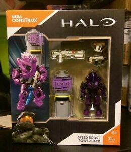 Mega Construx   Halo: Speed Boost Power Pack (FMM82) BRAND NEW MISB VERY RARE!