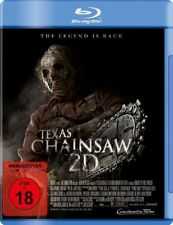 Texas Chainsaw 2D [Blu-ray](FSK 18 Sonderversand/NEU/OVP)Neue Variation des Kult