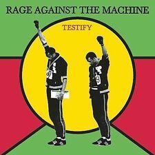 Rage Against the Machine : Testify CD