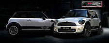 MINI COOPER STRIPE DECALS STICKERS