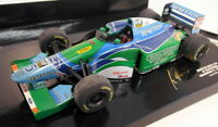 Minichamps 1/18 scale Diecast 510 941825 Benetton Ford B194 Schumacher German GP