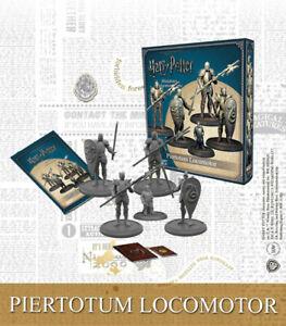 Harry Potter Miniatures Adventure Game - Piertotum Locomotor