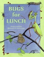 Bugs for Lunch, Margery Facklam, Very Good Book
