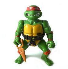 Raphael Vintage TMNT Ninja Turtles Action Figure 1988 80s Hard Head Raph