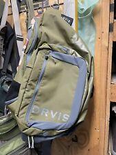 Orvis Guide Sling Pack 2020 Version - Green New!!!