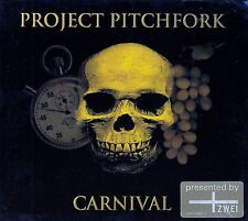 Project Pitchfork: CARNIVAL/6 TRACK-CD (EastWest Records 1998)