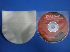 CD 100 pcs PLASTIC INNER SLEEVES Made in Japan