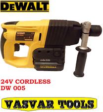 dewalt cordless 24v /dw005